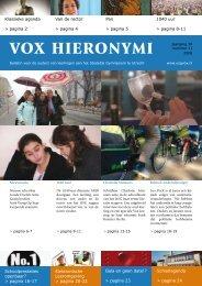 VOX Februari 2008 - USG Vox