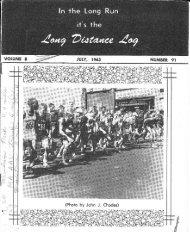 July 1963 - RRCA History