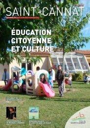 ÉDUCATION CITOYENNE ET CULTURE - Saint-Cannat