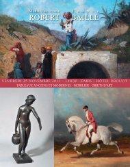 marie-françoise f ranck robert & baille - Art Auction Robert