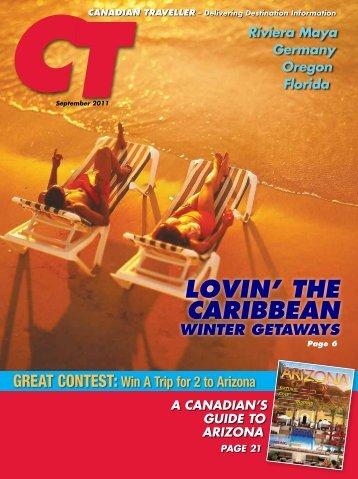 lovin' the caribbean - Canadian Traveller