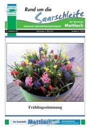 40. Jahrgang (148) - Gemeinde Mettlach