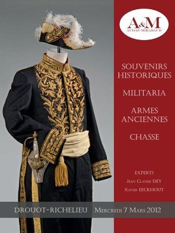 Télécharger le PDF de la vente du 7 - Audap-Mirabaud