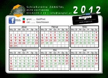 Betriebszeiten 2005_2006 - Siegert