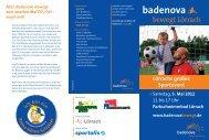 badenova bewegt zum zweiten Mal CO2-frei – mach ... - RegioTrends