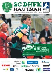 SC DHfK Handball