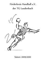 Förderkreis Handball e.V. der TG Laudenbach