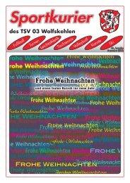 Aktuelle Ausgabe herunterladen - TSV 03 Wolfskehlen