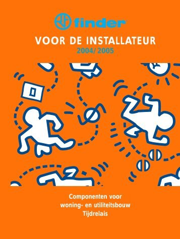 Download: Voor de installateur - Finder