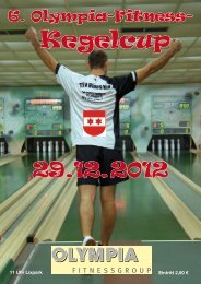 Olympia Cup - WKBV