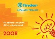 Pro aplikace v nevýrobní sfé e a v domácnostech - Finder