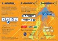 FISCHACH Nordic Walking - Naturpark Augsburg Westliche Wälder ...