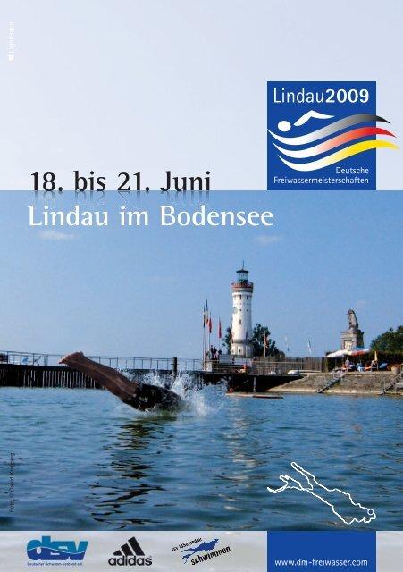 18. bis 21. Juni Lindau im Bodensee - TSV Lindau 1850 e.V. ...