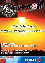 Ausgabe zum 14.10.2011 pdf-Datei, 3 - beim FC Rot-Weiß Salem!