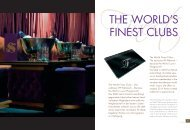 The World Finest Clubs - The World's Finest Clubs