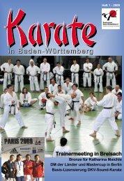 KVBW-Magazin 0901 - Bushido Oberkirch