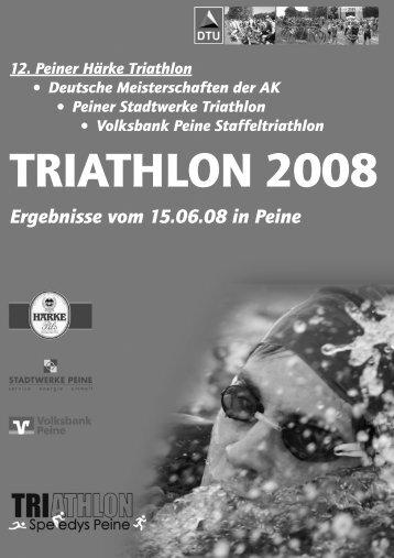 Ergebnisliste Peine 2008 (PDF) - Tri-Speedys Peine