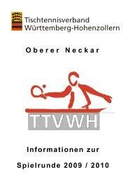 das schönste am sport - TTVWH Bezirk Oberer Neckar