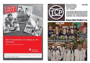 TCP Intern - Tennisclub Prisdorf