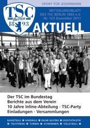 123 - TSC Berlin 1893 e.V.