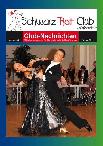 Vorschau - beim Schwarz-Rot-Club e. V. Wetzlar