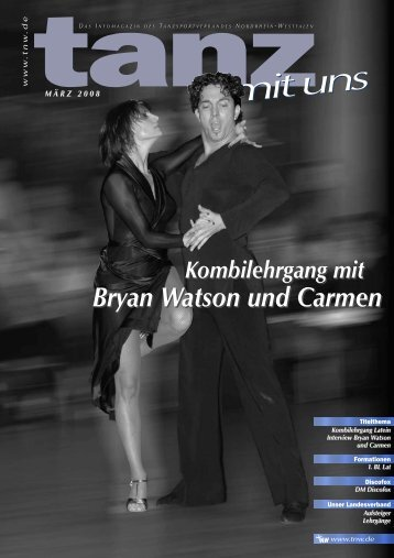 Bryan Watson und Carmen Bryan Watson und Carmen - Deutscher ...