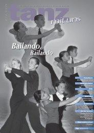 Bailando, - Deutscher Tanzsportverband eV