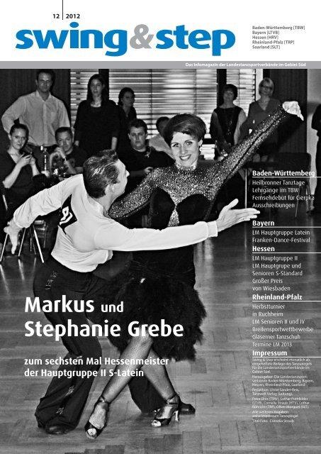 schaften Latein der Haupt- gruppe D - Deutscher Tanzsportverband ...