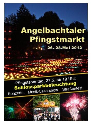 Pfingstmarkt 2012