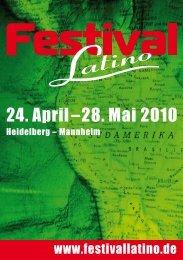 Programm 2010 - Festival Latino