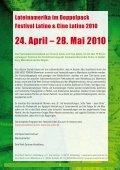 Programm 2010 - Festival Latino - Seite 3