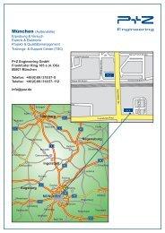 Frankfurter Ring 105 a Tiefgarage Plätze 40 - P+Z