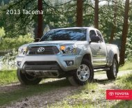 Télécharger la brochure - Chomedey Toyota Laval