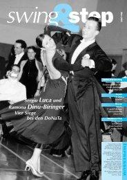 Swing & Step - Deutscher Tanzsportverband eV