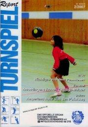 02/2007 - Bayerischer Turnspiel- Verband