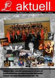 Jubiläum: Der 1. Tanzclub Ludwigsburg ist 40 Jahre alt ...
