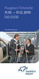 Flugplan/Timetable 31.10. – 31.12.2010 - flugplan.layout-s...