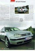 VW Golf IV Variant - Finsterwalder Elektronik, Wedel - Page 3
