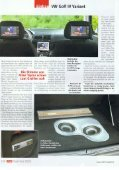 VW Golf IV Variant - Finsterwalder Elektronik, Wedel - Page 5