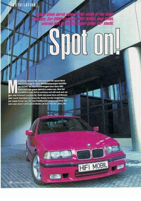 3-er BMW Compact (PDF 4,9 MB - Finsterwalder Elektronik, Wedel