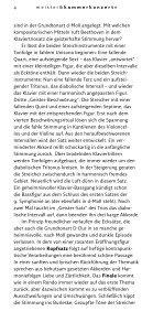 trio dali - Meister & Kammerkonzerte - Seite 4