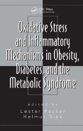 OXIDATIVE STRESS AND DISEASE.pdf - E-Lib FK UWKS
