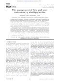 beetles The management of fluid and wave resistances by whirligig - Page 2