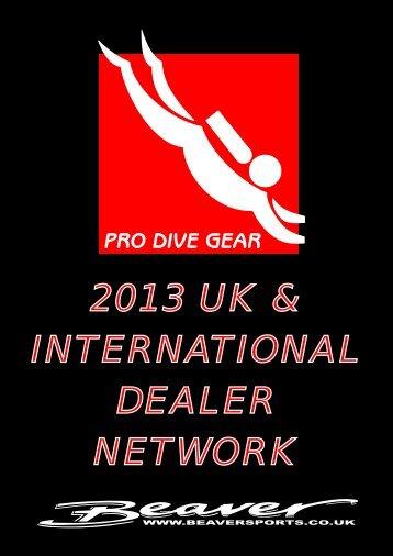 UK & Republic of Ireland Dealers - Beaver Sports