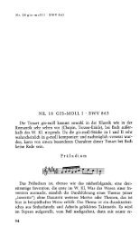 NR. 18 GIS-MOLL I ' BWV 863 Die Tonart gis-moll ... - Hermann Keller