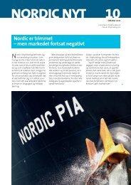 NORDIC NYT 10 - Shareholder.com
