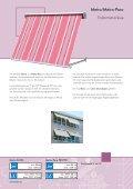 Fassadenmarkisen - Fallarm - - ABC-Markisen - Seite 2