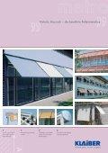 Fassadenmarkisen - Fallarm - - ABC-Markisen - Seite 3