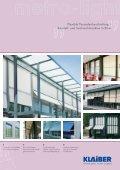 Fassadenmarkisen - Fallarm - - ABC-Markisen - Seite 7