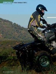 Triton Outback 300 L - Triton Quads